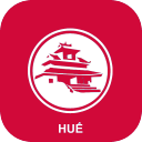 inHue Hue Travel Guide App Logo