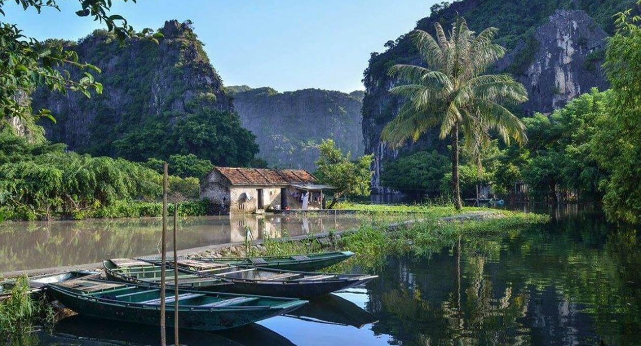 Viet Nam Travel Photo on inVietNam App Stocks